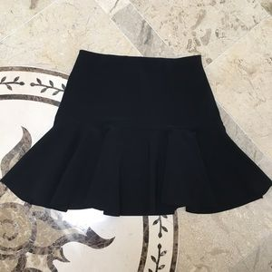 Robert Rodriguez Black Mini Skirt